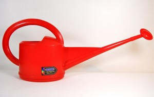 5 Liter Red Dramm Watering Can