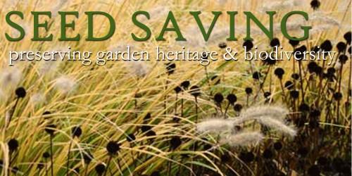 SeedSaving Biodiversity Heritage