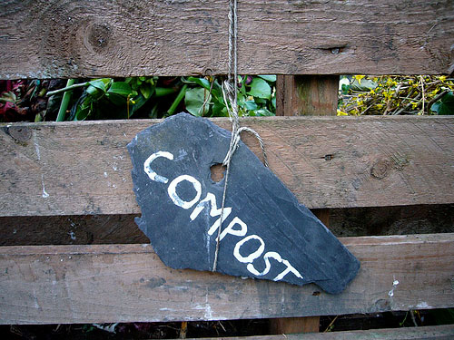 Compost is the single most good thing you can do for your soil!