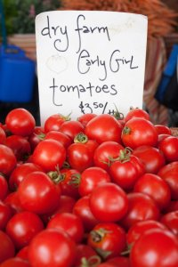 Tomato California Dryfarmed Early Girl