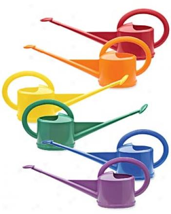Dramm Watering Can - Long Reach, Turnable Rose