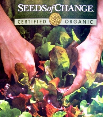 Seeds of Change, Certified Organic