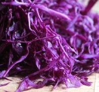 Delish Red Cabbage perfect for Sauerkraut, Lacto Fermentation Probiotics!