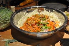 Cabbage & Veggie Mix for Lacto Fermenting - Probiotics