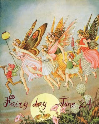 June's Summer Magic Fairy Day June 24!