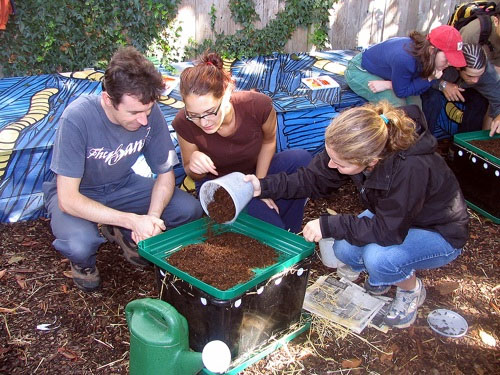 Vermicomposting Workshop Vancouver