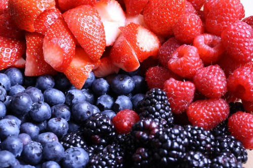 Longer shelf life for your Berries!  Blackberry Raspberry Blueberry Strawberry!
