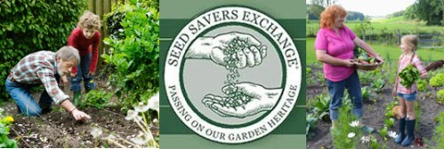 SeedSaving SeedSavers Exchange - Passing on Our Garden Heritage