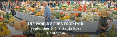 National Heirloom Exposition Santa Rosa CA 2016