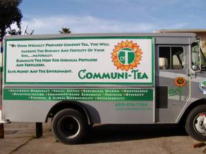 Communi-Tea Make your own Compost Tea!