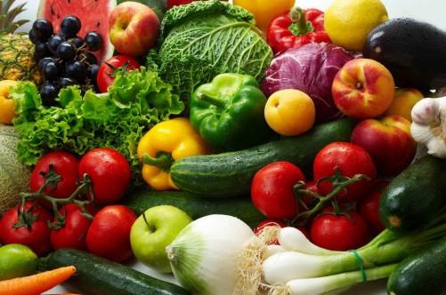 Veggies Summer Harvest Bounty
