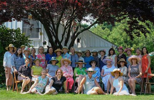 Garden Club Four Counties Pennsylvania 95 Yrs 2017